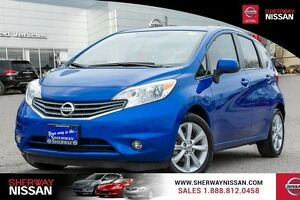 2014 Nissan Versa Note SL, navi, b/tooth, clean carproof!