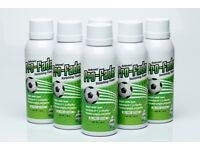 VANISHING SPRAY FOOTBALL SPRAY (AS SEEN ON TV) X6 150ML