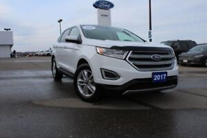 2017 Ford Edge SEL LEATHR--MASSIVE GLASS ROOF--NAVIGATION---TOUR