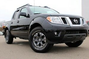 2018 Nissan Frontier PRO-4X/4WD/ SUNROOF/ HEATED FRT SEATS/