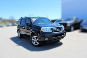 2012 Honda Pilot EX-L8 PASSENGER SUNROOF LEATHER