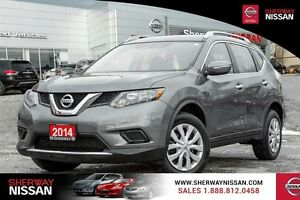 2014  Rogue AWD 4dr S. Rogue clearout sale, make an offer!