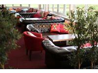 Bar & Waiting Staff at Halesworth Golf
