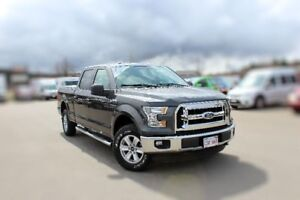 2015 Ford F-150 XLT4X4 LOW KMS BLUETOOTH