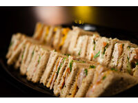 Sandwich maker + other sundry kitchen jobs for buffets