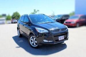 2014 Ford Escape Titanium 4WD 2.0L ECOBOOST