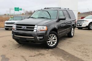 2017 Ford Expedition Limited LOADED WITH POWER DEPLOYABLE RUNNIN