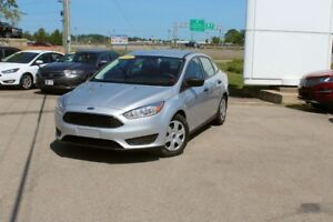 2016 Ford Focus S5 SPD MANUAL/ BLUETOOTH/ONLY 10500KMS!! WOW!!