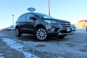 2018 Ford Escape TitaniumOVER $11000 SAVINGS FROM BRAND NEW---BR