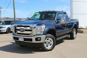 2015 Ford Super Duty F-250 SRW XLT2015 F250 4X4/SUPERCAB/BACK RA