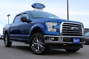 2017 Ford F-150 XLT/4WD/ OVER $8500 IN UPGRADES /