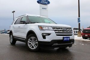2018 Ford Explorer XLTNOW OFFERING $10000 SAVINGS FROM NEW!