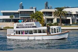 Canal Cruise Business FOR SALE Main Beach Gold Coast City Preview
