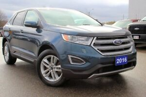 2016 Ford Edge SELYOUR SECRET WEAPON TO FIGHT SCARY WINTER DRIVI