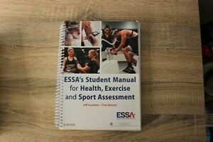 ESSA's Student Manual for Health, Exercise and Sport Assessment Lutwyche Brisbane North East Preview