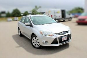 2012 Ford Focus SEONLY 42,000 KMS & UNDER $10,000