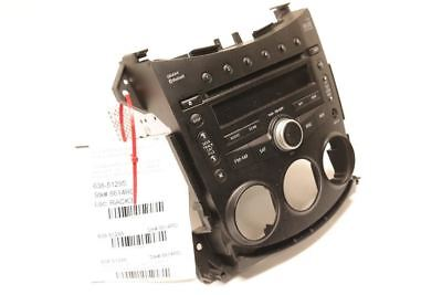 Audio Equipment Radio Receiver AM FM Stereo 6 Disc CD Fits 09-14 Nissan 370Z OEM