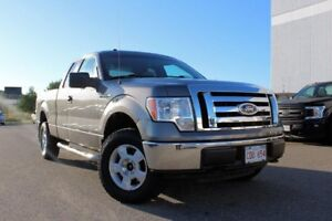 2010 Ford F-150 XLBUILT FORD TOUGH! A MUST SEE 4WD, 4.6L V8 ENG!