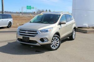 2017 Ford Escape Titanium 4WD LOADED! ONLY 12840KMS!