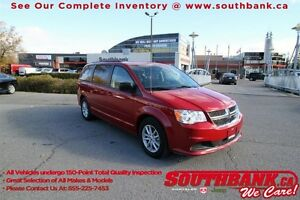 2016 Dodge Grand Caravan SXT PLUS, DVD, CLIMATE GROUP, BLUETOOTH