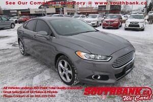 2014 Ford Fusion SEPower Seats,  dual climate control and Much M