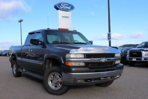 2002 Chevrolet Silverado 2500HD LTAS TRADED, NO FINANCING AVAILA