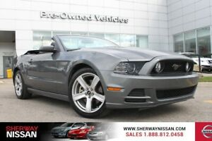 2014 Ford Mustang convertible with only 55000kms