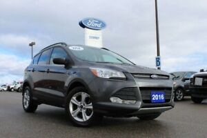 2016 Ford Escape SE 201A---MASSIVE GLASS ROOF---BEST SELLING SMA