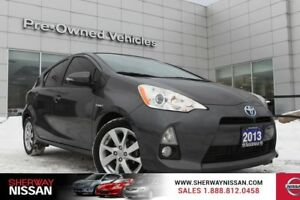 2013 Toyota Prius c.Save gas with toyotas hybrid technology!