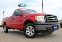 2011 Ford F-150 XL RARE TRUCK--4X4 WITH 8 FOOT BOX!!! GET YOUR D