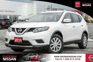 2014 Nissan Rogue FWD 4dr S