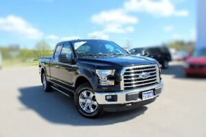 2016 Ford F-150 XLTXTR 4X4 2.7L ECO AUTO START/STOP