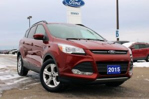2015 Ford Escape SEFRONT WHEEL DRIVE---NON TURBO ENGINE--VERY RE