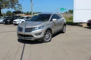 2015 Lincoln MKC HEATED AND COOLED SEATS/ NAVIGATION/PANO ROOF!