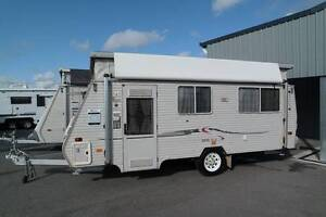 2005 COROMAL EXCEL 512 SINGLE BEDS $19990 Barragup Murray Area Preview