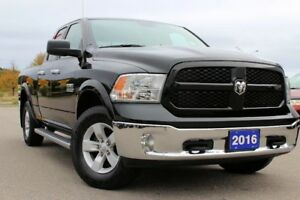 2016 Ram 1500 Outdoorsman/4WD /3.6L V6 ENGINE/ QUAD CAB/