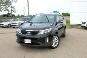 2014 Kia Sorento EX7 PASSENGER!! HEATED STEERING AND SEATS!! DRI