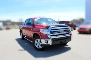 2017 Toyota Tundra SR5 PlusDOUBLE CAB TOW PACKAGE REVERSE CAM HE
