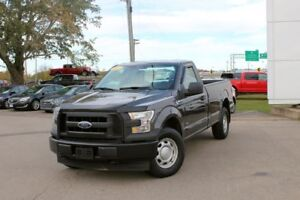 2017 Ford F-150 XL4WD WITH 8FT BOX! REAR CAMERA!! L@@K!!