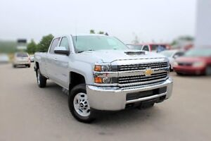 2018 Chevrolet Silverado 2500HD LT/4X4/ DURAMAX DIESEL/ 8FT BOX