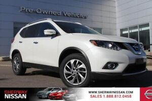 2015 Nissan Rogue SL Awd,accident free one owner trade. Certifie