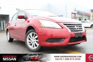 2014 Nissan Sentra SV Tech,one owner accident free trade,only 30