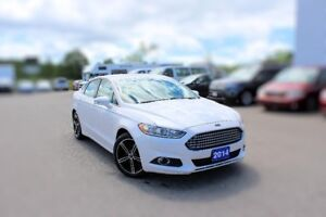 2014 Ford Fusion SE 2.0L BLUETOOTH PWR EQUIP