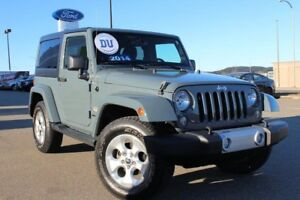 2014 Jeep Wrangler SaharaWANNA GO JEEPIN, GUESS WHAT NOW YOU CAN