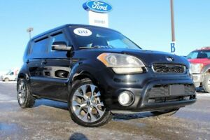 2013 Kia Soul 4u LuxuryFUN TO DRIVE--SUPER ROOMY HATCHBACK!