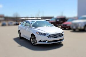 2017 Ford Fusion SE AWD 2.0L LUXURY PKG MOONROOF