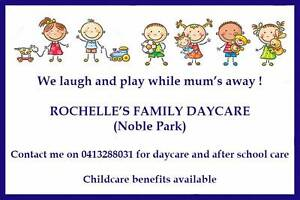 Rochelle's family daycare Noble Park Greater Dandenong Preview