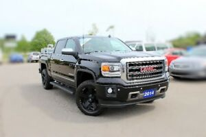 2014 GMC Sierra 1500 SLT4X4 TONNEAU COVER LEATHER