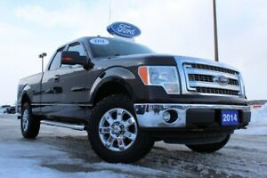 2014 Ford F-150 XLT XTR---4X4---GREAT SHAPE---V8---UNDER $19000!
