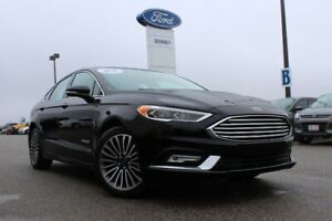 2018 Ford Fusion Hybrid Titanium ONLY 4 HERE -SAVE OVER $13000 F